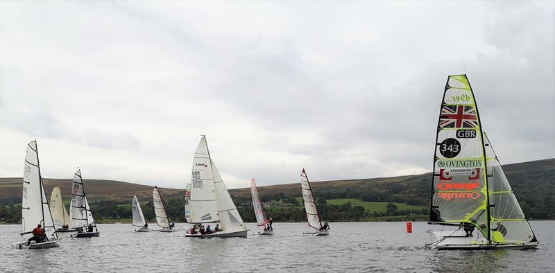 Ullswater Yacht Club Asymmetric Weekend