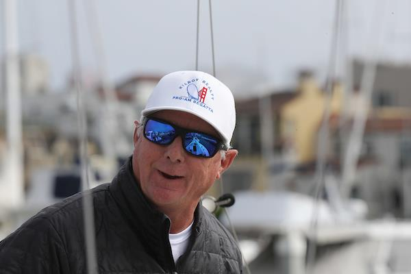 Luther Carpenter is US Sailing's Olympic head coach - photo © Copyright ©Sharon Green/ Ultimate Sailing.
