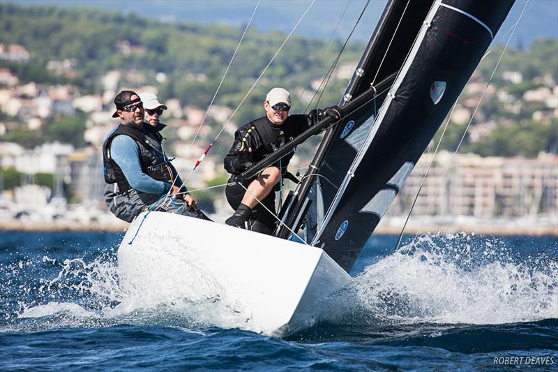 2019 5.5 Metre French Open at the Régates Royales Cannes - Day 1