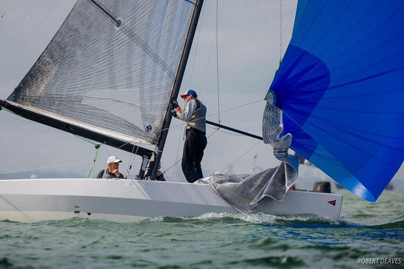 Champion Aussie sailor Rob Brown will steer Alpha Crucis - 5.5 Metre World Championship - photo © Robert Deaves