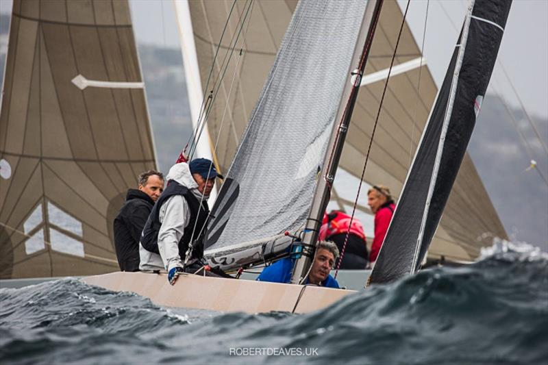 Carabella - 5.5 Metre Scandinavian Gold Cup 2020 - photo © Robert Deaves