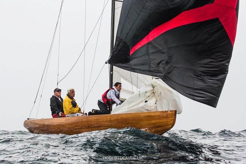 Marotte - 5.5 Metre Scandinavian Gold Cup 2020 - photo © Robert Deaves