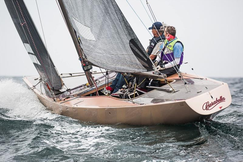 Carabella - 5.5 Metre Scandinavian Gold Cup 2020, final day - photo © Robert Deaves