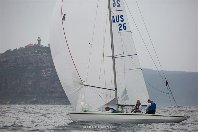Baragoola - 5.5 Metre Scandinavian Gold Cup 2020, final day - photo © Robert Deaves