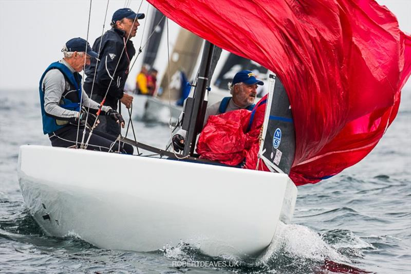 Ku-Ring-Gai - 5.5 Metre Scandinavian Gold Cup 2020, final day - photo © Robert Deaves