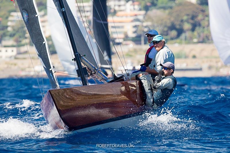 Criollo on Day 2 - 5.5 European Championship - photo © Robert Deaves