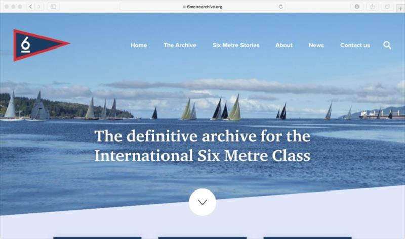 International Six Metre Class launches ground-breaking online archive