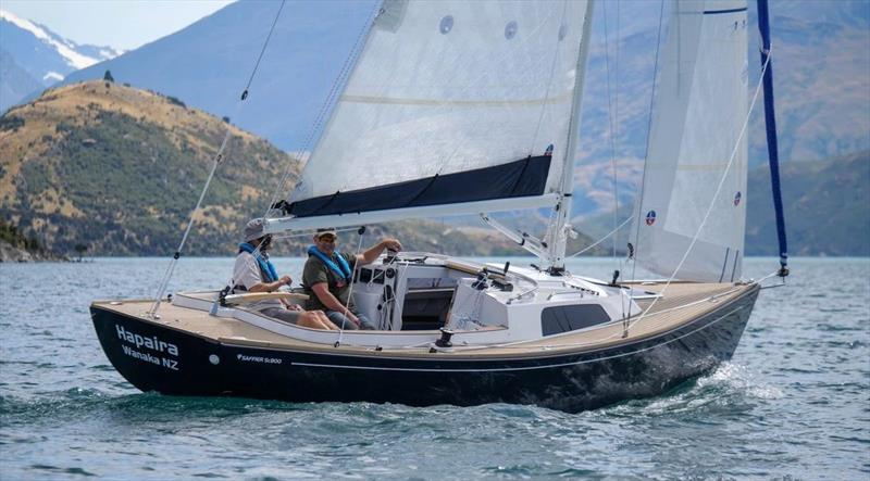 Saffier SC8 - luxury day sailer/weekender is now available in Australia and New Zealand - photo © Saffier Yachts