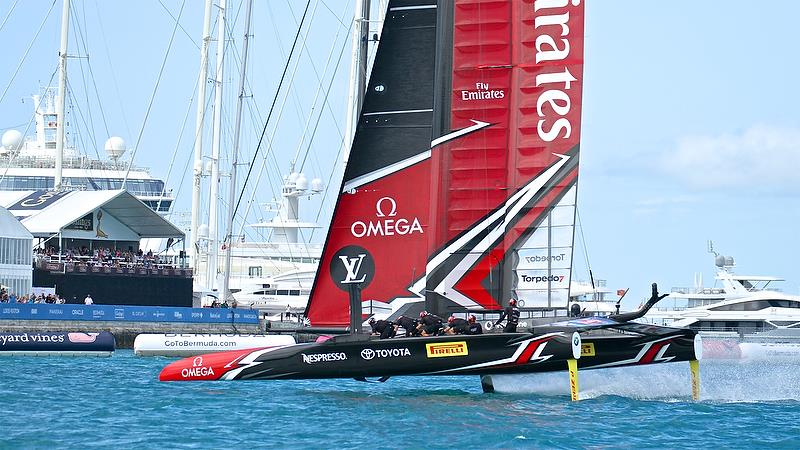 Race 7 - Finals, America's Cup Playoffs- Day 15, June 12, 2017 (ADT) - photo © Richard Gladwell