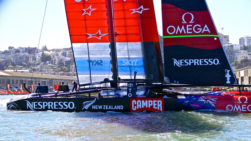 America's Cup - for the first time since the 2013 America's Cup sail designers will be involved in developing mainsails, jobs and Code Zeroes - photo © Richard Gladwell