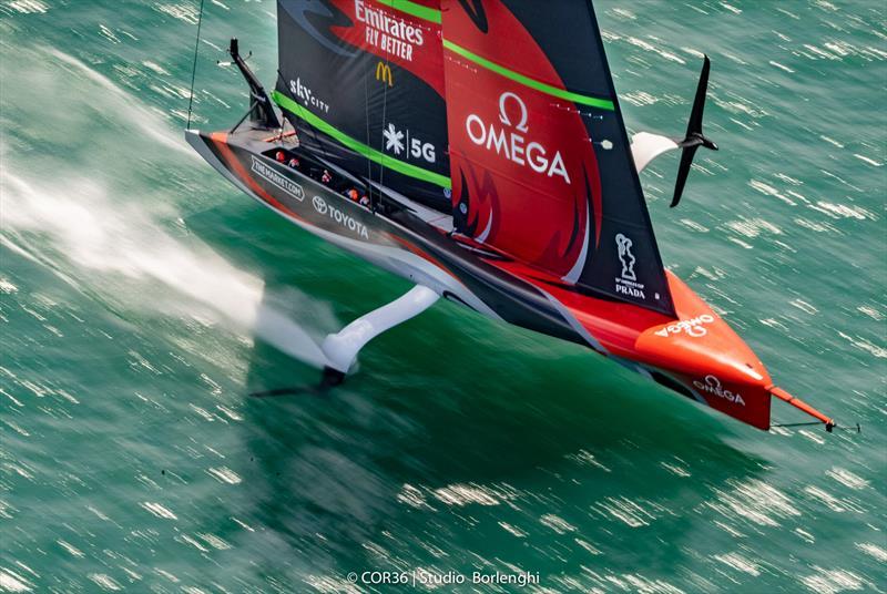 Emirates Team New Zealand - photo © COR36 / Studio Borlenghi