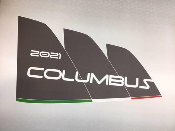 Logo Columbus 21 - America's Cup Challenger - photo © Columbus 21