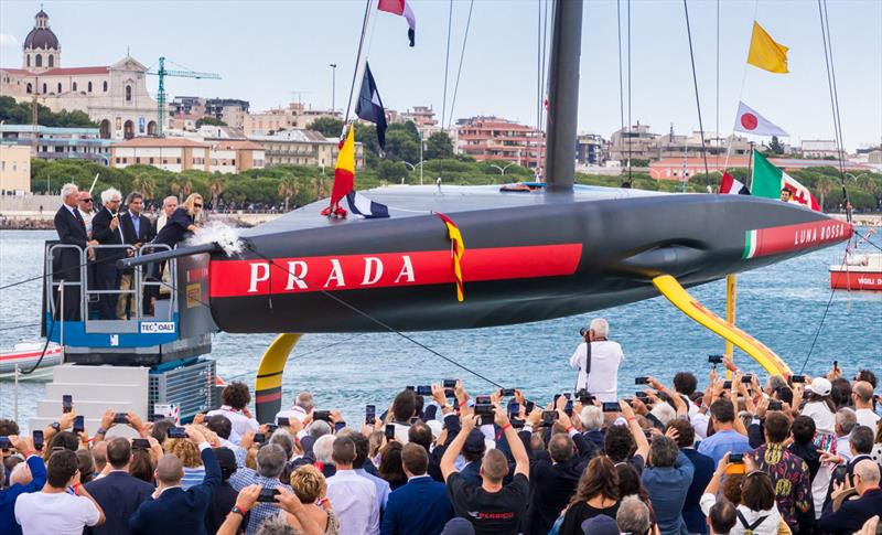 America's Cup: Four teams launch four AC75s - who's right?