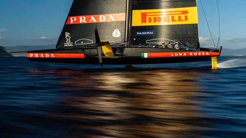 Luna Rossa Prada Pirelli - photo © Carlo Borlenghi / Luna Rossa