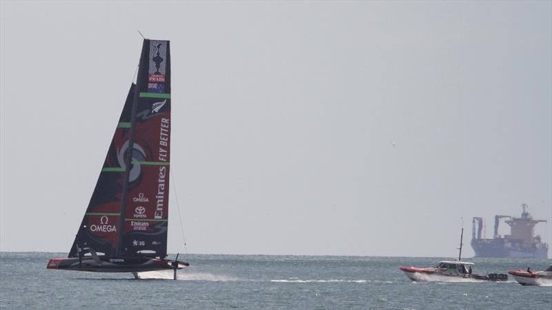 Emirates Team New Zealand - January 8, 2020 - photo © Richard Gladwell / Sail-World.com
