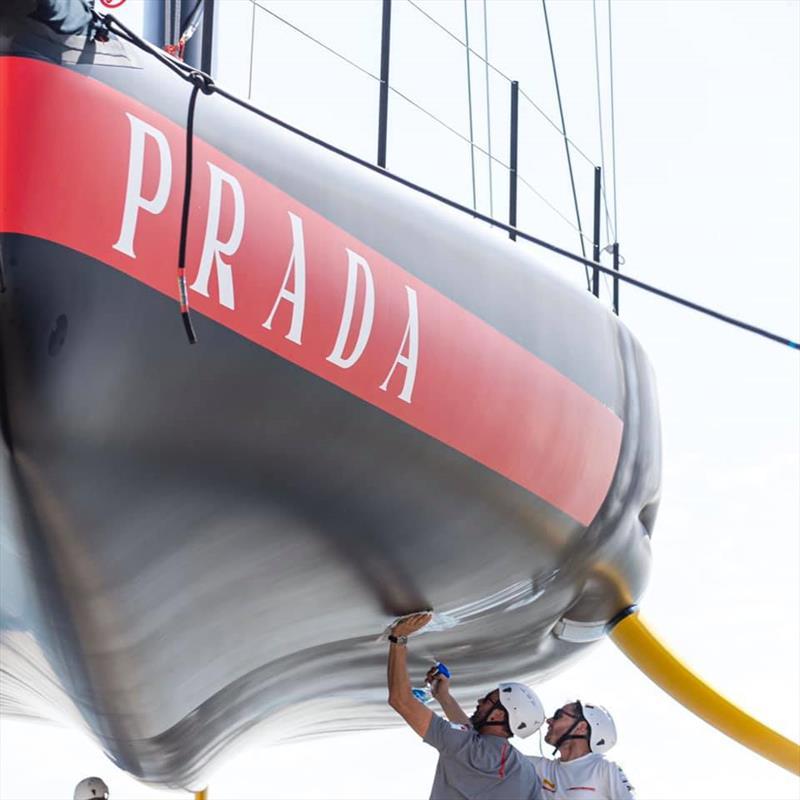 - Luna Rossa Prada Pirelli - February 2020 - Cagliari, Sardinia - photo © Carlo Borlenghi / Luna Rossa