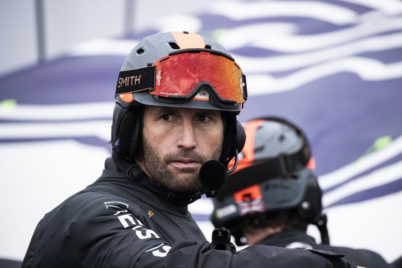 Ben Ainslie is on his fourth America's Cup campaign - INEOS Team UK - February 2020 - Cagliari, Sardinia - photo © Mark Lloyd / Lloyd Images