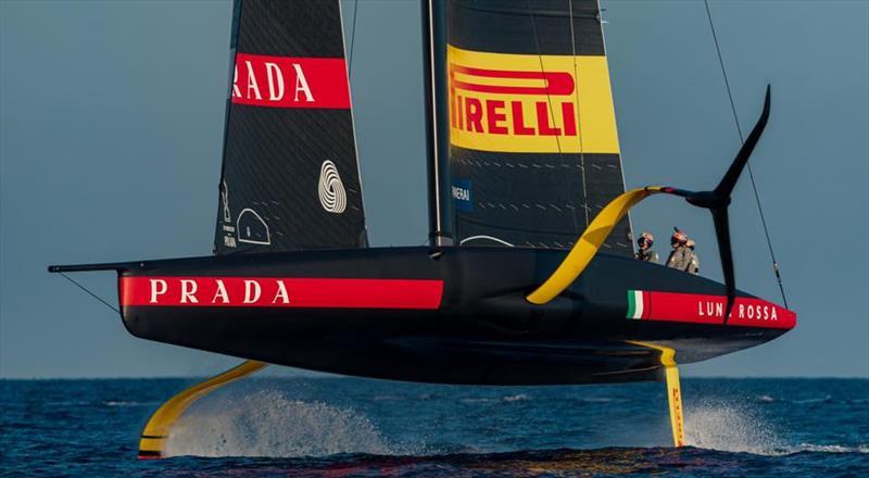 Luna Rossa Prada Pirelli is making its fifth challenge for the America's Cup - photo © Carlo Borlenghi / Luna Rossa