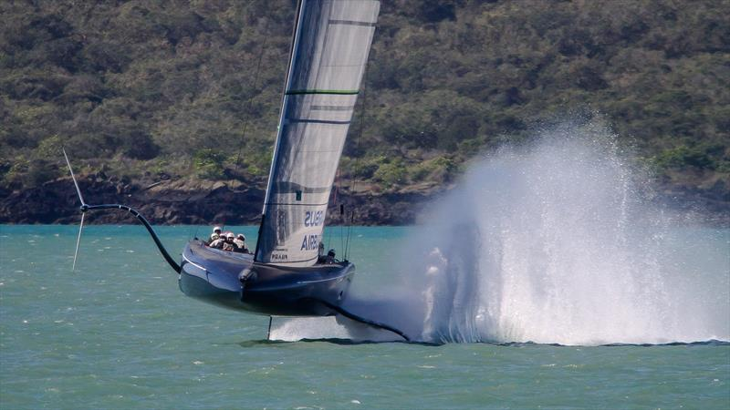 American Magic - Waitemata Harbour - September 21,2020 - 36th America's Cup - photo © Richard Gladwell / Sail-World.com