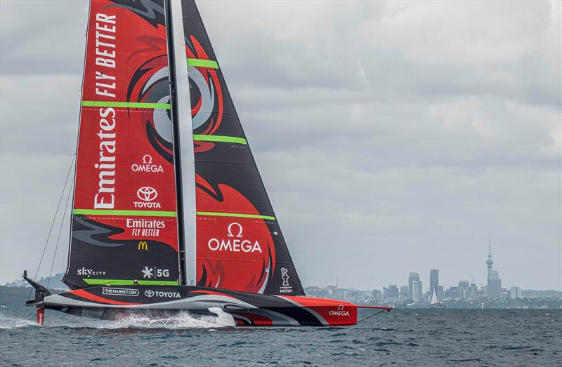 America's Cup: An inside view of Emirates Team New Zealand like you've never seen before