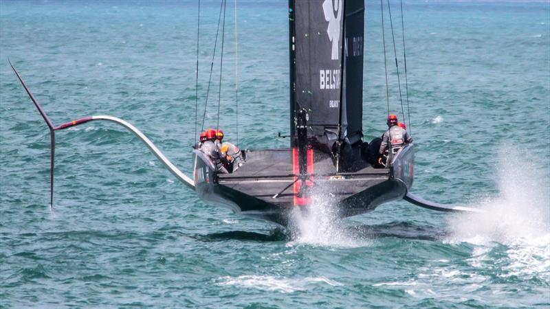 INEOS Team UK - Waitemata Harbour - December 2, 2020 - 36th America's Cup - photo © Richard Gladwell / Sail-World.com