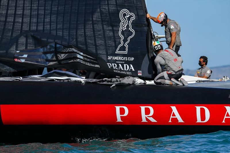 Luna Rossa - Prada Cup - Day 3 - Final - Selects-3157 - photo © Richard Gladwell / Sail-World.com