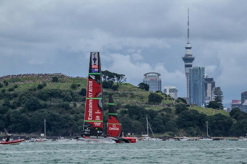 Emirates Team NZ - America's Cup - Day 6 - March 16, 2021 Course C - photo © Richard Gladwell / Sail-World.com