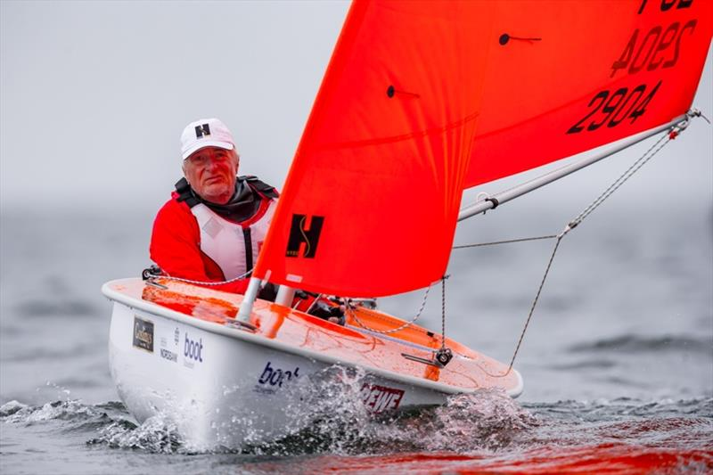 Piotr Cichocki wins 8 of 10 races an took the Kiel Week and EC victory. - photo © Sascha Klahn / Kiel Week