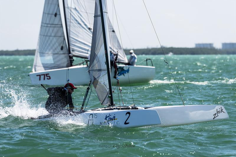 Miami Sailing Week offers racing for a wide variety of classes - photo © Cory Silken
