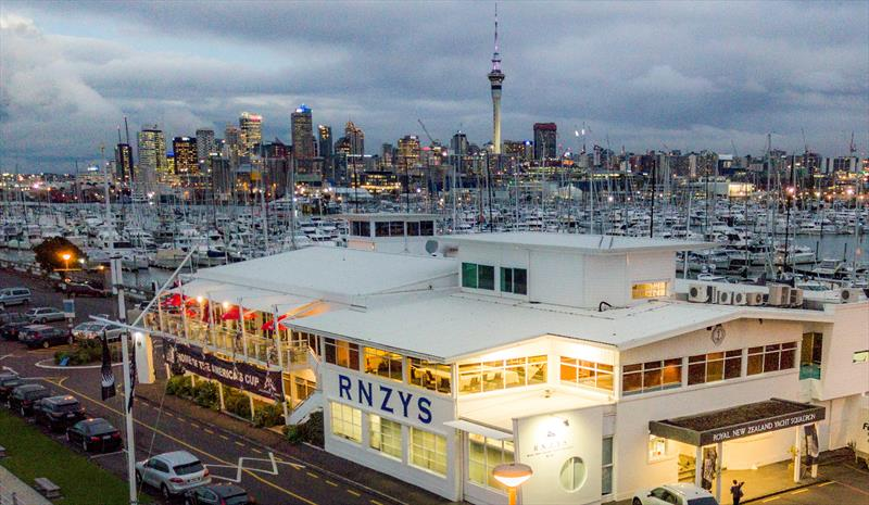The Royal New Zealand will celebrate its 150th annerversary during the 36th America's Cup Match - photo © Carlo Borlenghi