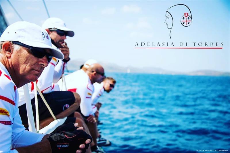 Renato Azzara will head the Adelasia di Torres Challenge for the 36th America's Cup - photo © Adelasia di Torres Challenge