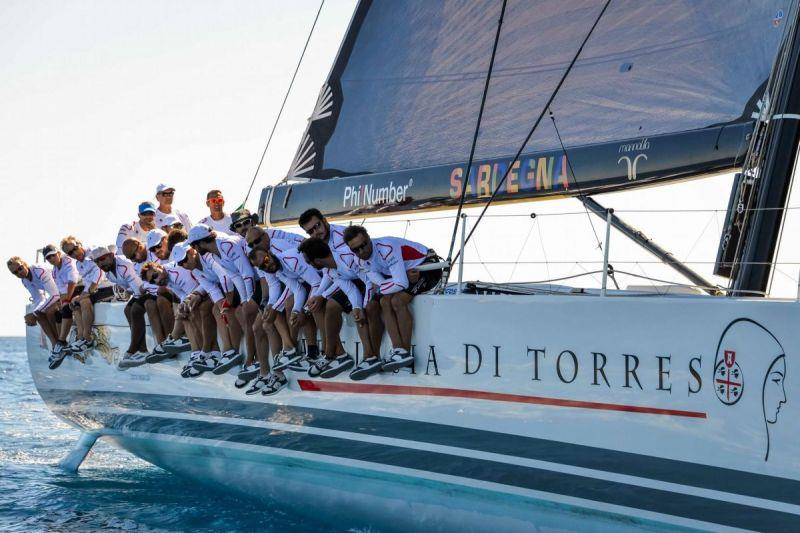 Adelasia di Torres is a foundation which promotes youth offshore sailing and 36th America's Cup Challnge has been named after Adleasia a mysterious Queen of Sardinia. - photo © Adelasia di Torres
