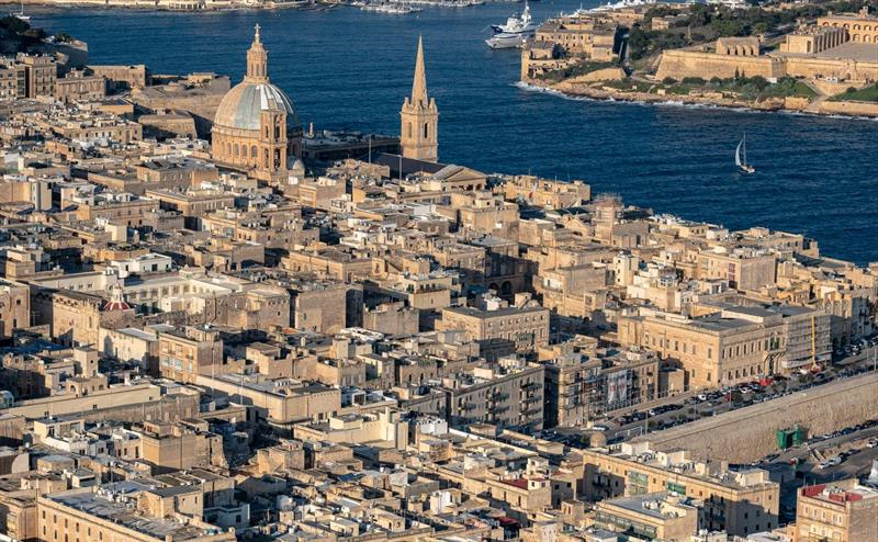Royal Malta Yacht Club is best known as the host for the Rolex Middle Sea Race - photo © Kurt Arrigo / Rolex