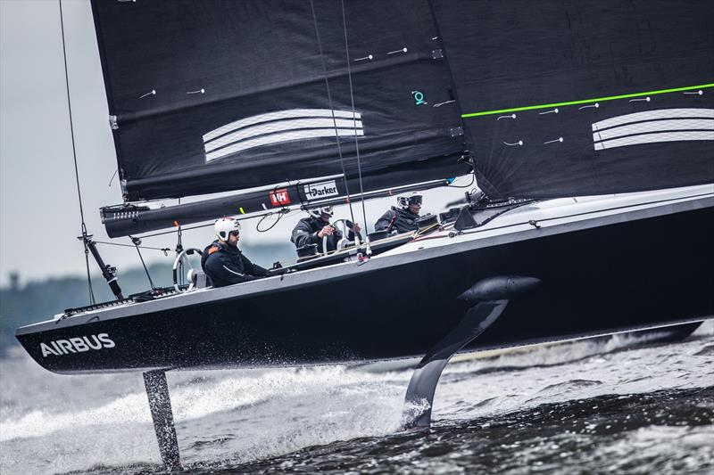 Fifth day of AM38 sailing in Pensacola, Florida. - photo © Amory Ross