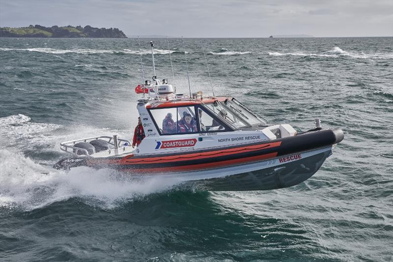 Coastguard NS Rescue  - photo © Coastguard New Zealand