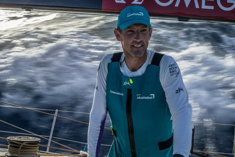 Peter van Niekerk - Team AkzoNobel - Volvo Ocean Race - he is expected to be crew manager for Team The Netherlands - photo © James Blake / Volvo Ocean Race