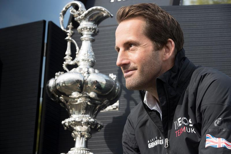 America's Cup: Ainslie confident Brits on right track for Cup
