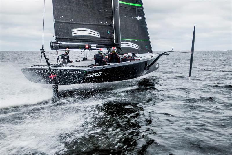 L'équipe de l'America's Cup du New York Yacht Club dévoile l'American Magic