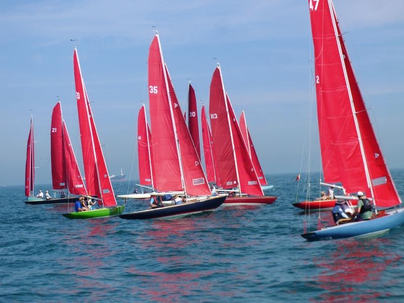 Brading Haven Yacht Club Regatta
