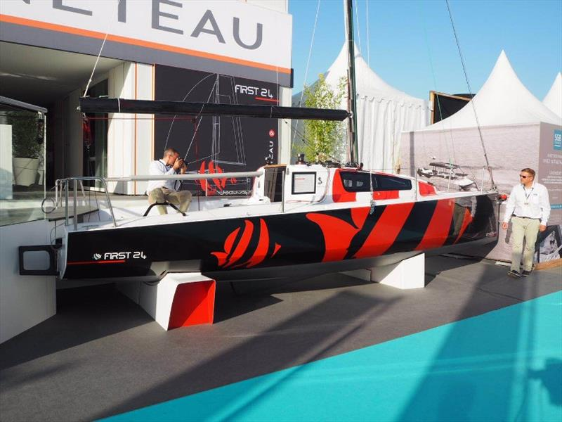 Beneteau injects new vitality into the legendary First range