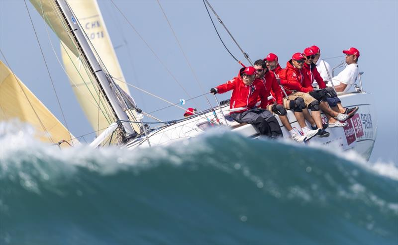 Day 4 of the 12th China Cup International Regatta - photo © China Cup / Studio Borlenghi