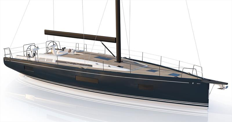 The new Beneteau First Yacht 53 - photo © Beneteau