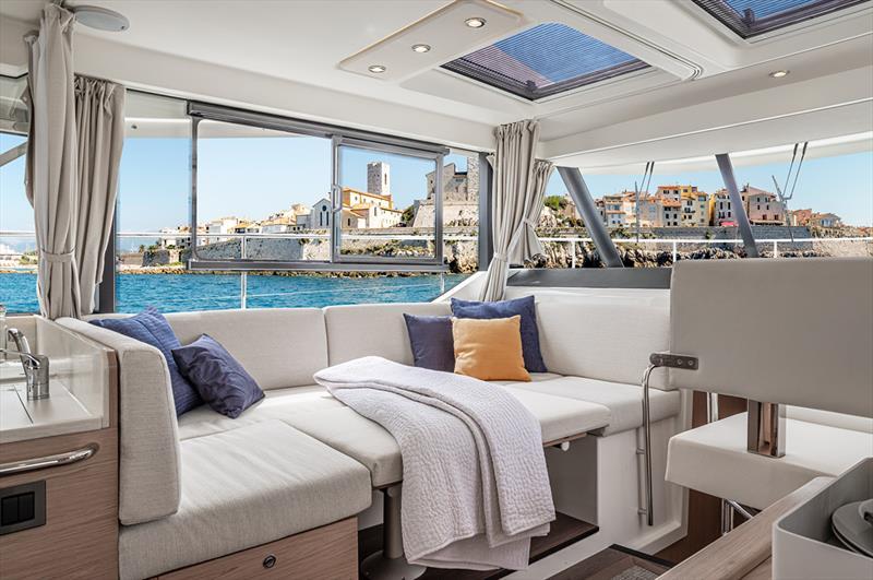 New Beneteau Swift Trawler 41 - Innovate, cruise and share