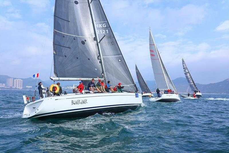 2020 Beneteau Four Peaks Race - photo © Beneteau Asia Pacific