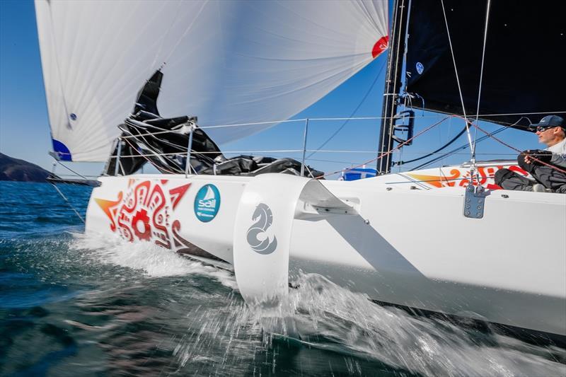 Figaro Beneteau 3 - Sail Port Stephens - photo © Salty Dingo