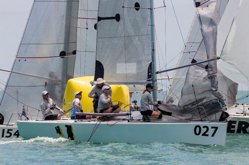 Easy Tiger V enjoying another good day on the water with two wins - 2019 Top of the Gulf Regatta, Day 2 - photo © Guy Nowell / Top of the Gulf Regatta