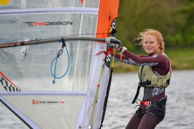 33rd Eric Twiname Junior Championships - photo © Richard Aspland / RYA