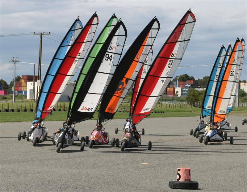 Urban Land Sailing: NZ Open Champions to be held at Ardmore April 15-18