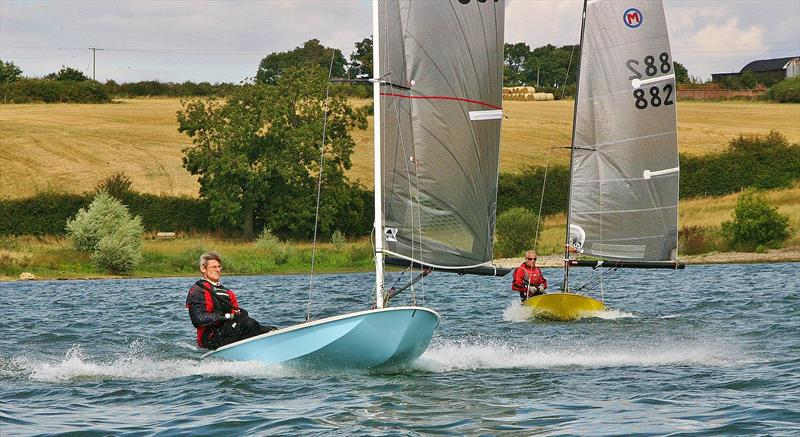 British Moth nationals at Pitsford Reservoir day 1 - photo © Jenni Heward-Craig