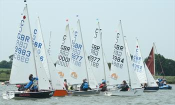 Zhik Cadet Alf Simmond Trophy at Weymouth & Portland Sailing